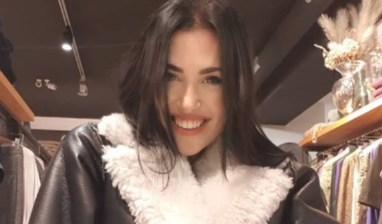 Claudia Ruggeri (Screenshot Instagram)