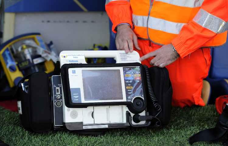 Defibrillatore (getty images)