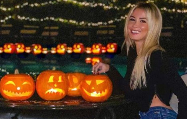Diletta Leotta, Halloween