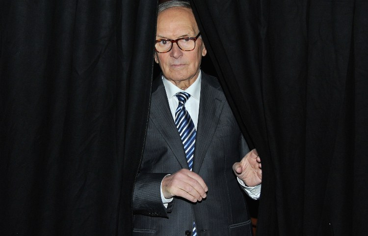Ennio Morricone (GettyImages)