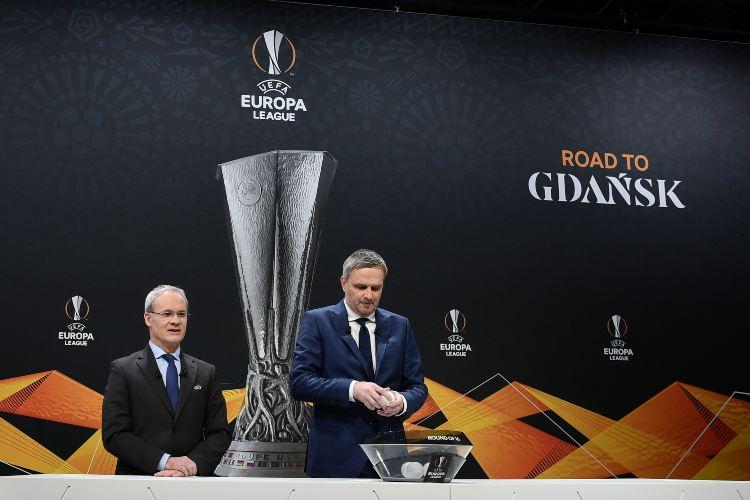 Sorteggio Europa League (getty images)