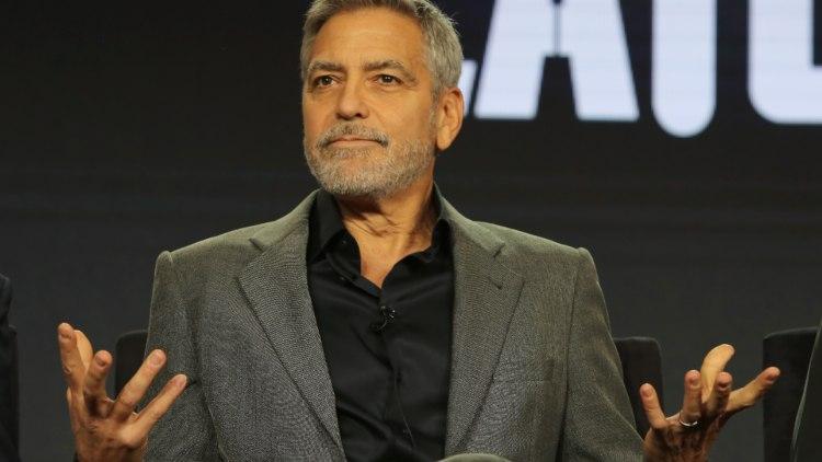 Clooney Trump Fazio