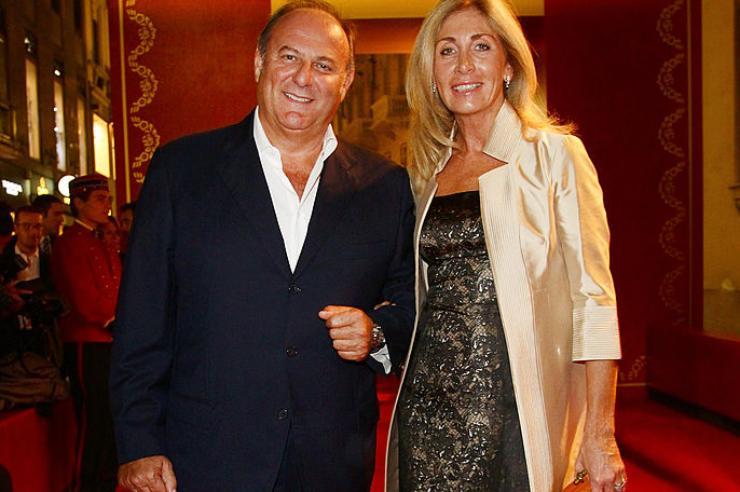 Gerry Scotti Divorzio