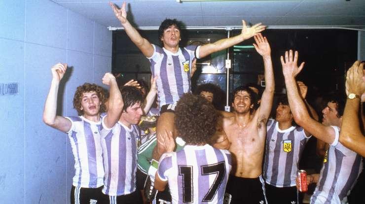 Diego Armando Maradona - Foto Getty Images