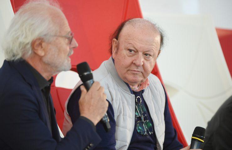 Massimo Boldi Grillo partito