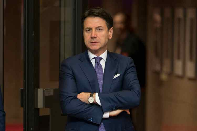 Giuseppe Conte (getty images)