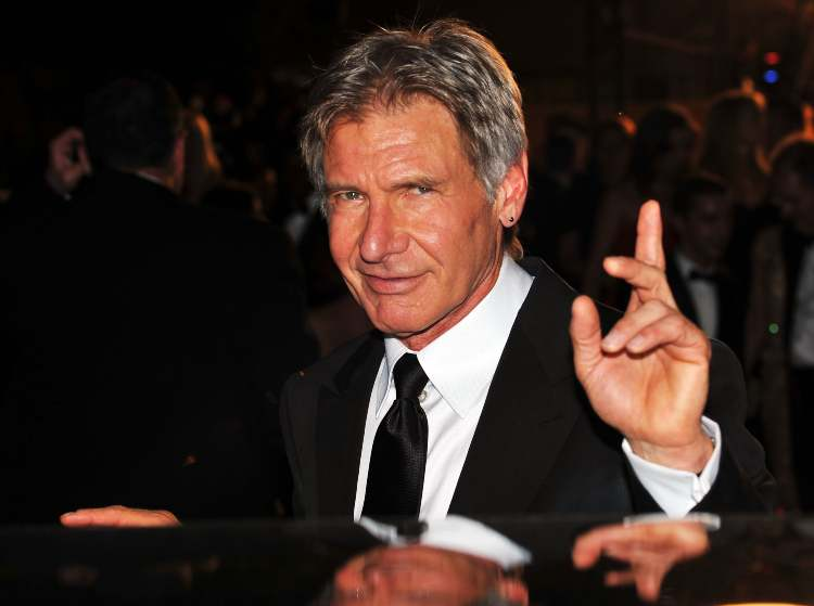 Harrison Ford (getty images)