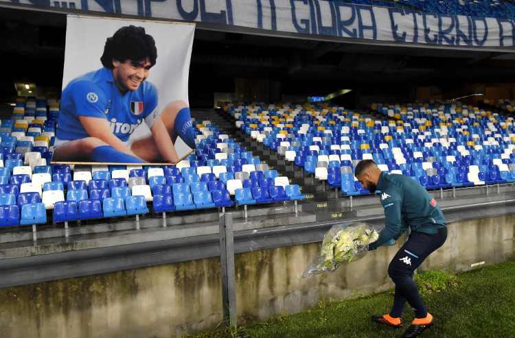 Insigne ricorda Maradona