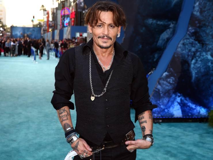 Johnny Depp Netflix