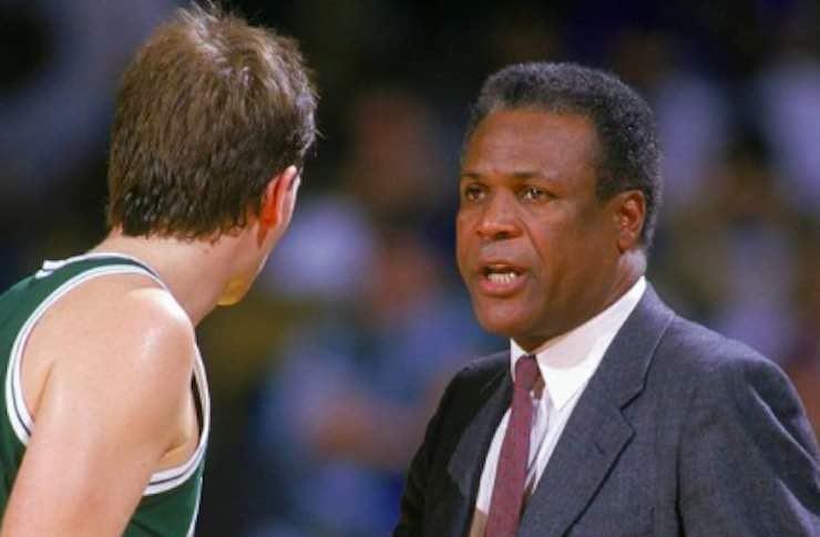 E' scomparso K.C. Jones campione NBA