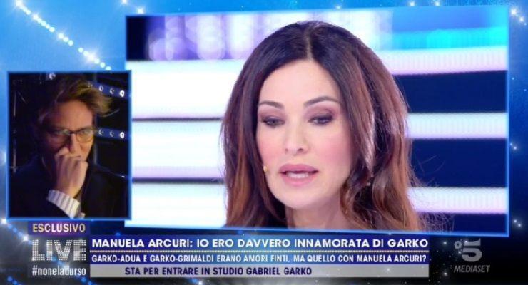 Live Manuela Arcuri