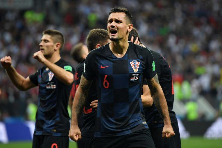 Terremoto Croazia campione gesto