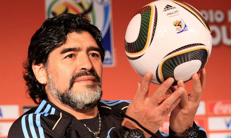 Proietti Maradona Dettagli morte