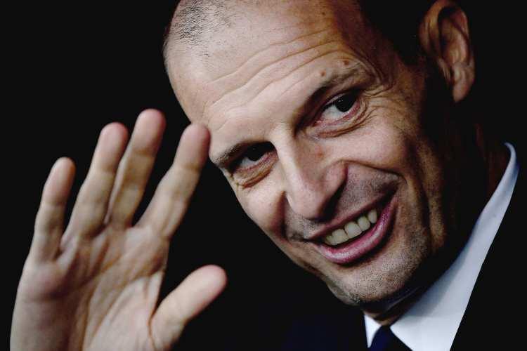 Massimiliano Allegri prossimo allenatore Paris Saint Germain