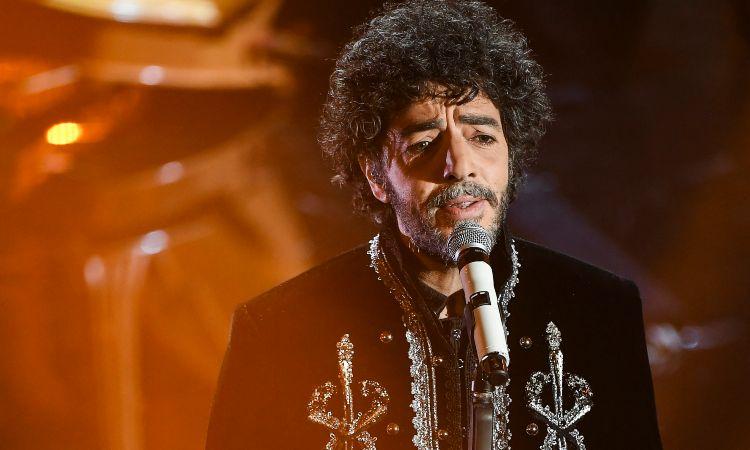 Max Gazzè Casting Ufficiale Sanremo 2021