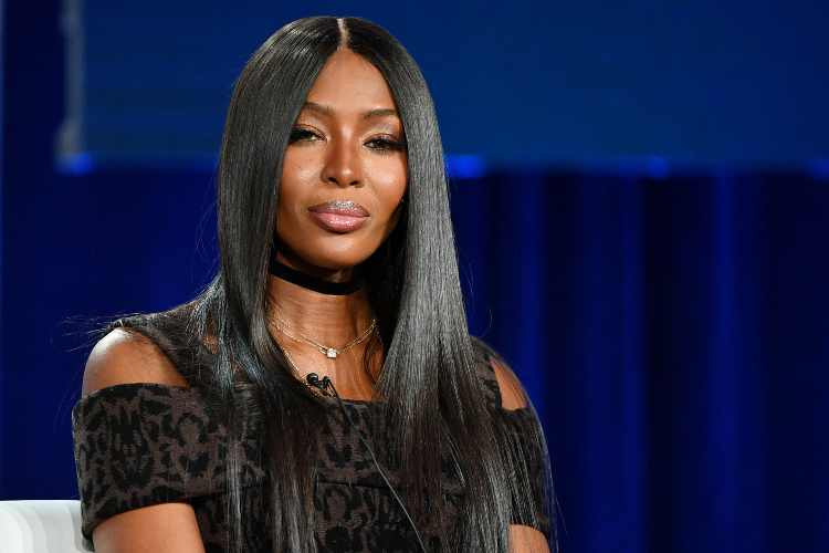 Naomi Campbell (getty images)