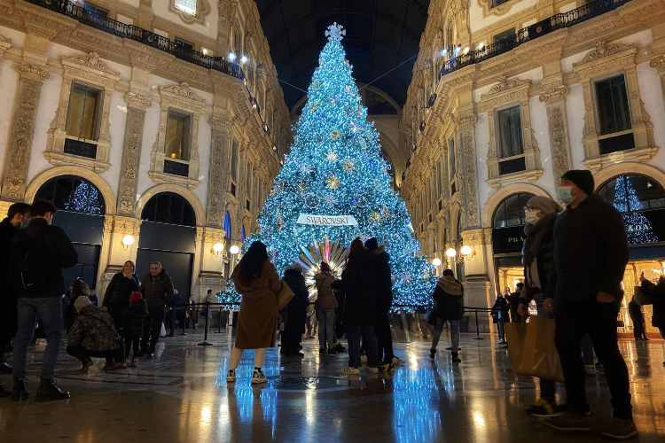 Natale Covid (getty images)
