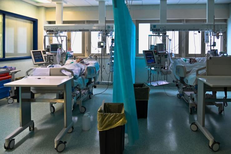 Covid morte furto ospedale