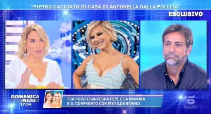 Pietro Delle Piane Domenica Live