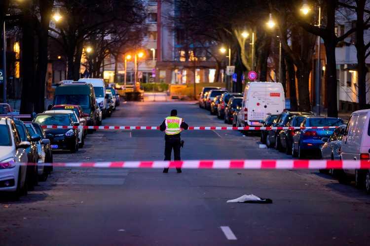 Polizia Germania (getty images)