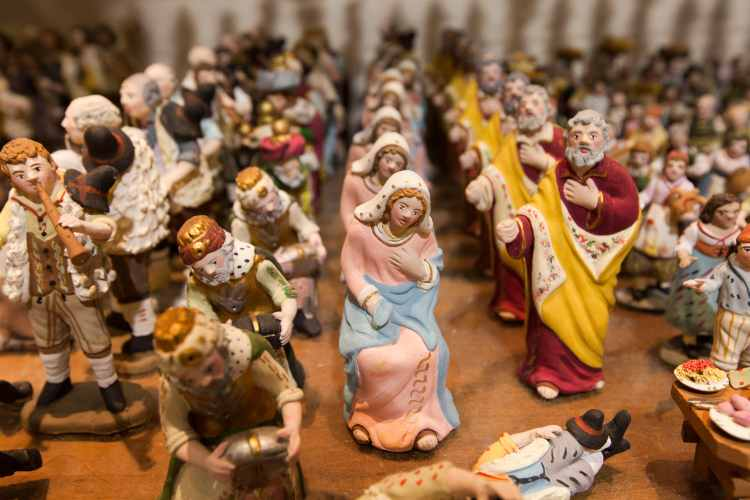 Presepe (getty images)