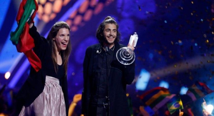 Salvador Sobral Eurovision