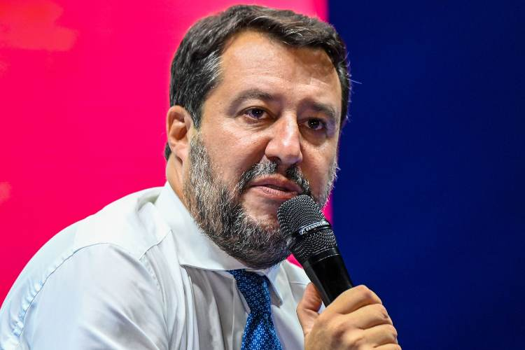 Salvini (getty images)