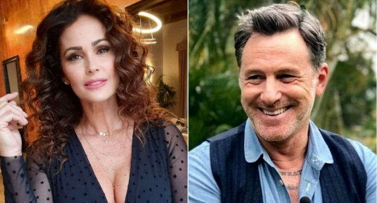 Samantha De Grenet e Filippo Nardi