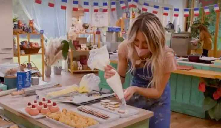 Sara Moalli Bake Off Italia