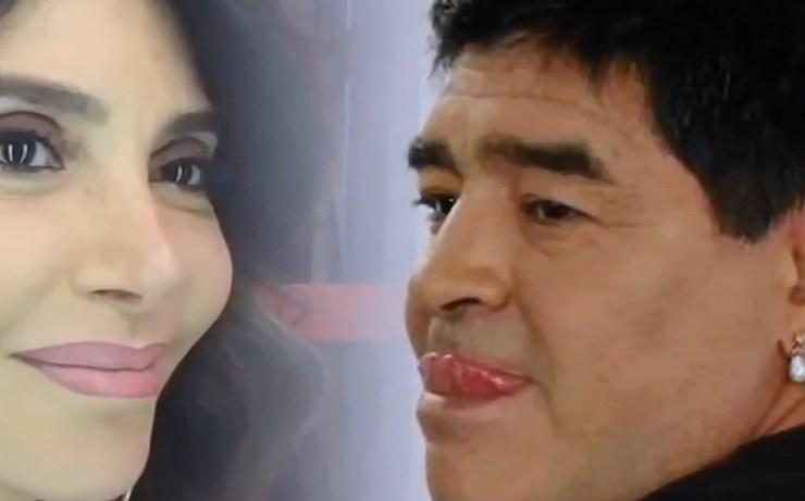 Carmen Di Pietro Diego Maradona certe notti
