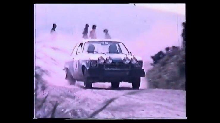 lutto motori rally campione italiano