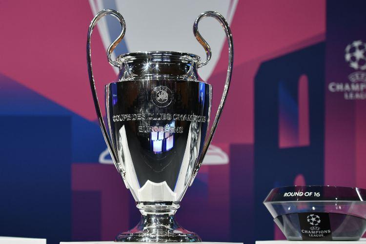 Sorteggio Champions League (getty images)