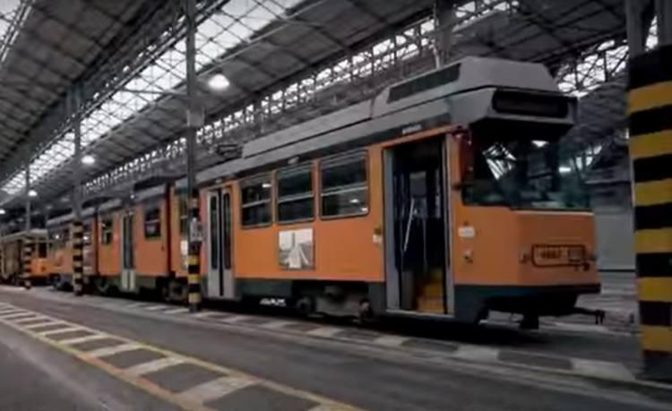 Tram (Screenshot)