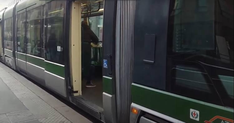 Tram Milano (Screenshot)