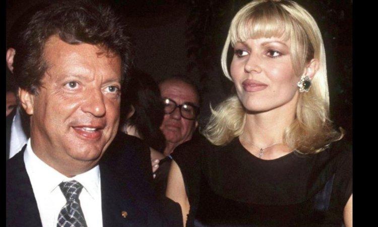 Vittorio Cecchi Gori e Rita Rusic