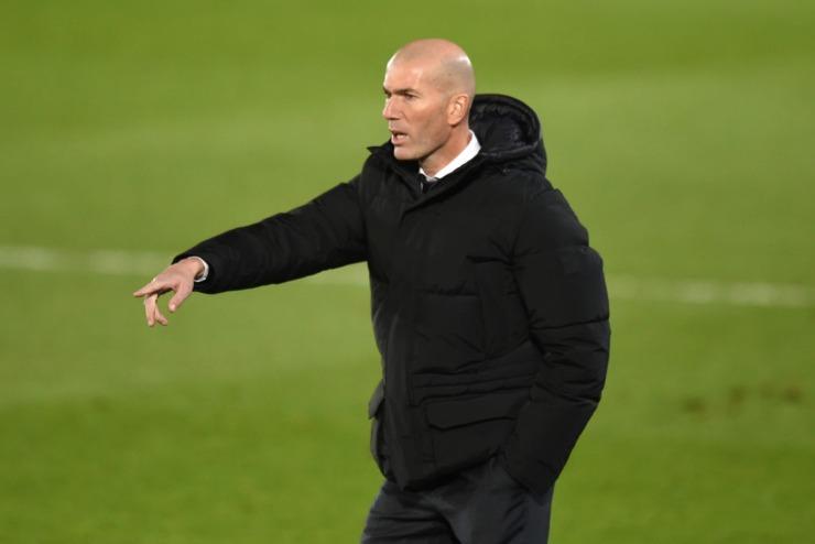 Pirlo Zidane Panchine