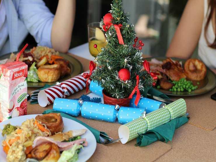 avanzi Natale da riciclare