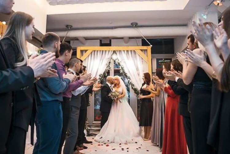 bambola gonfiabile matrimonio