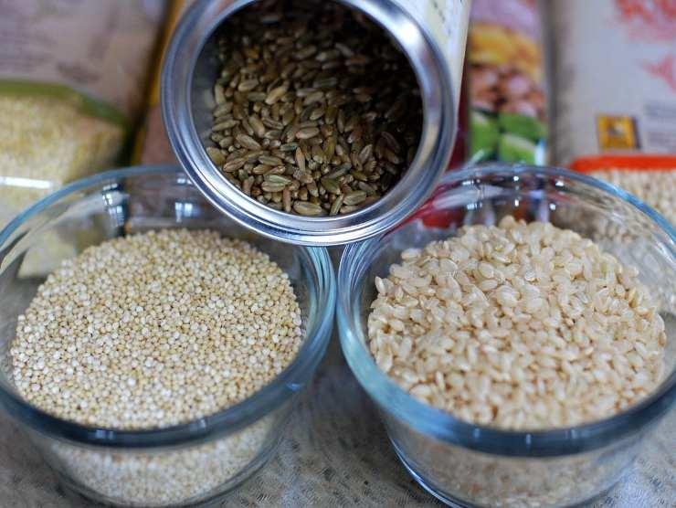 cereali quinoa per panriso