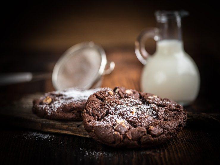 cookies cioccolato bake off