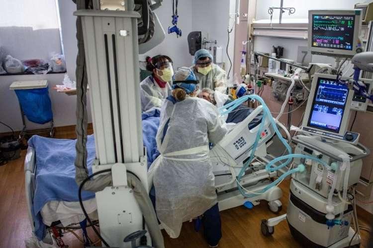 covid morti rapporto popolazione italia belgio perù