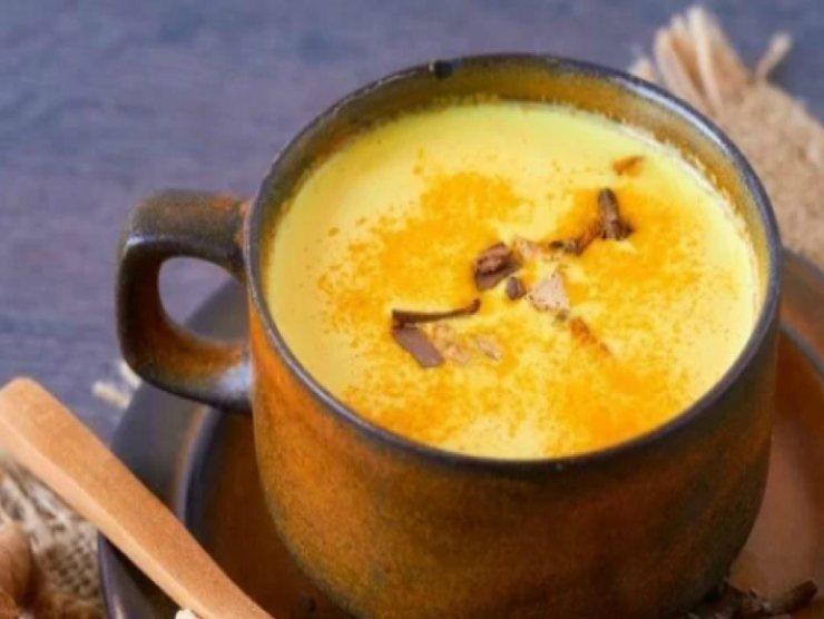 golden milk bevanda