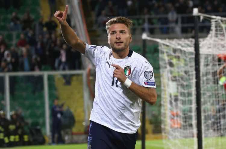 immobile italia sorteggio gironi