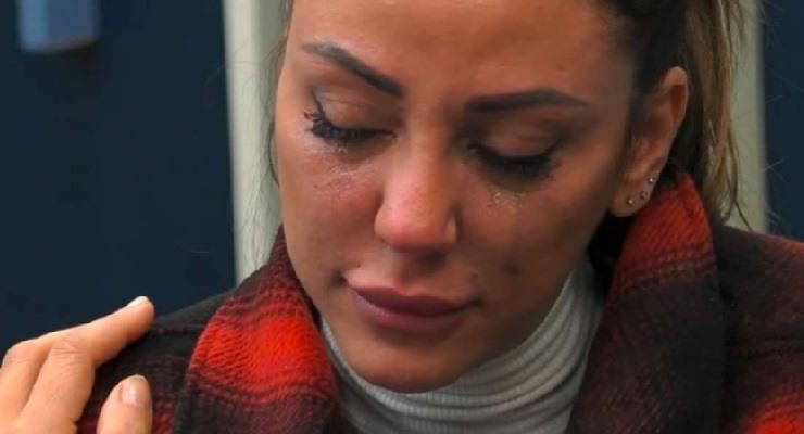 lacrime Selvaggia Roma