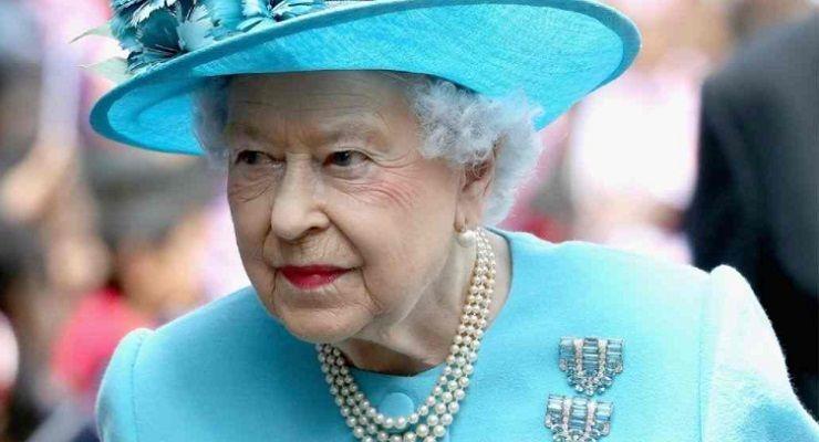 lutto Regina Elisabetta