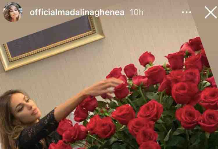 madalina ghenea fiori instagram