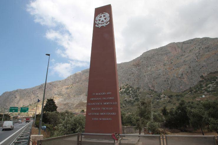 Monumento a Giovanni Falcone
