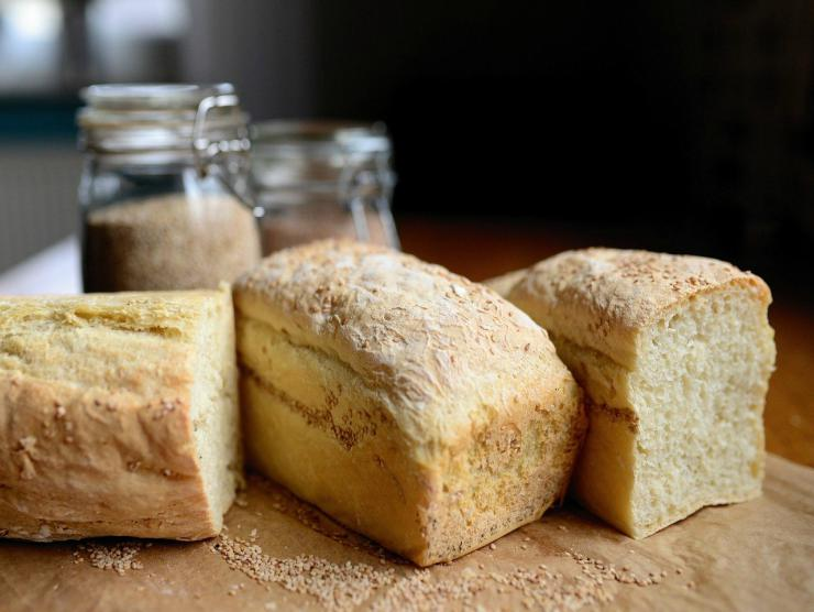 pane per tronchetto salato