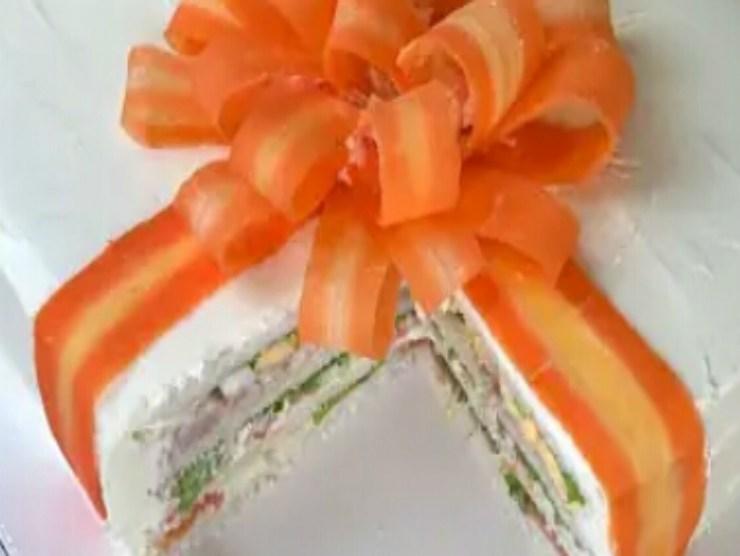 torta tramezzino regalo salato