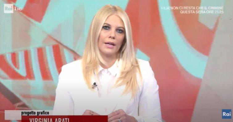 Eleonora Daniele a Storie Italiane